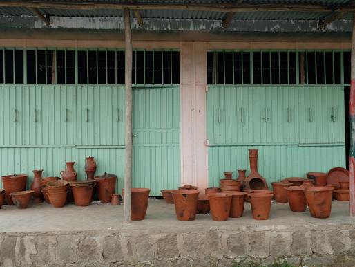 Legedadi Clay Pots