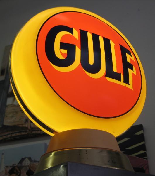 5. Gulf Gasoline Light
