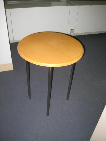 55. Maple End Table