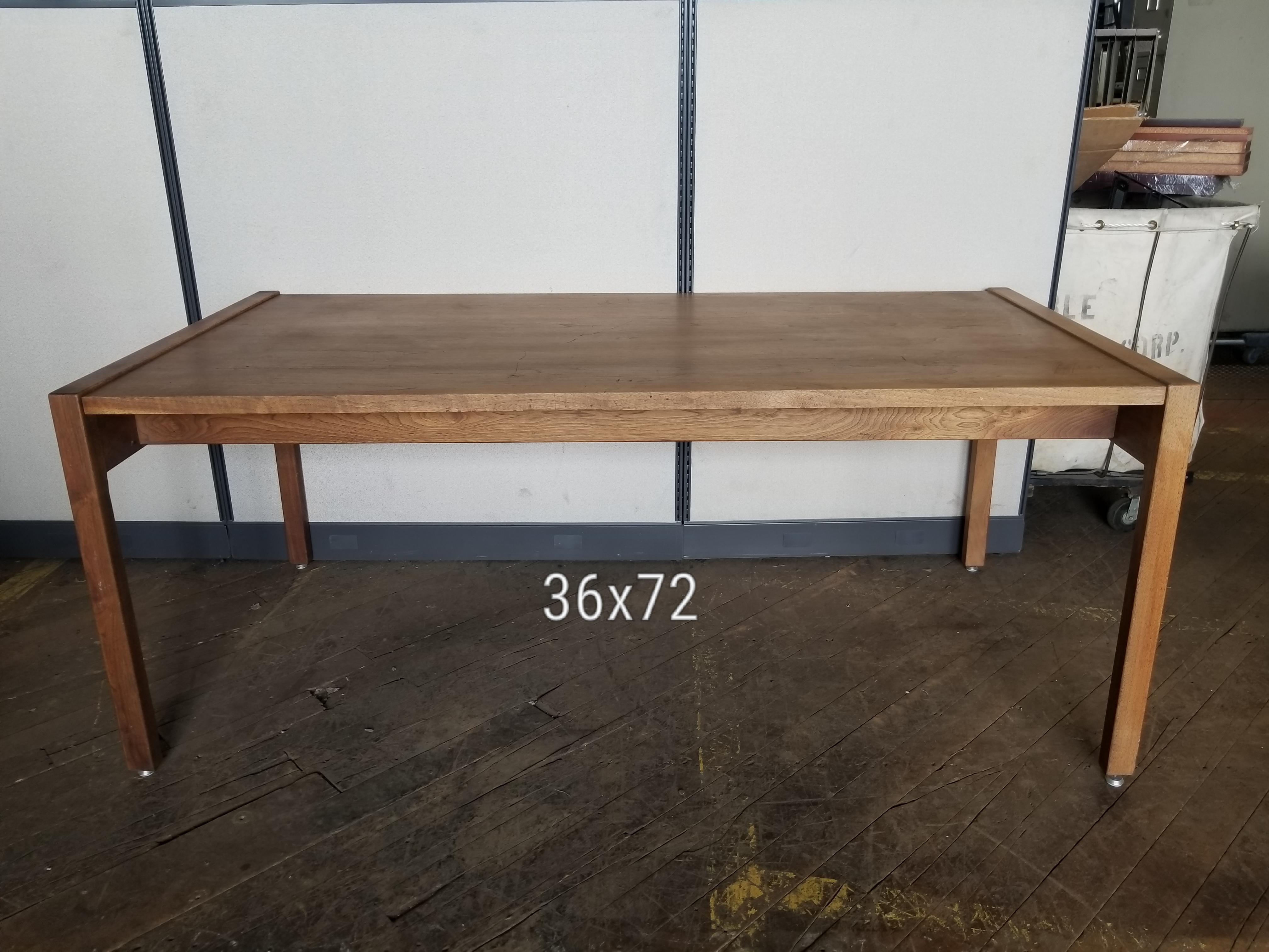 """213 A. 36"""" x 72 '' Table"""
