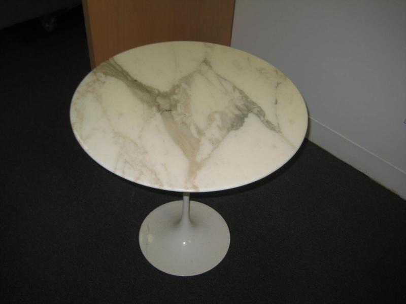60. Saarinen Marble Tables