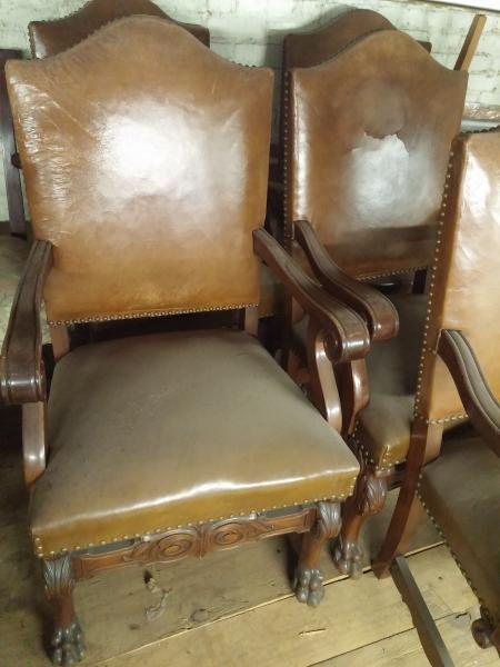 36. Vintage Chairs