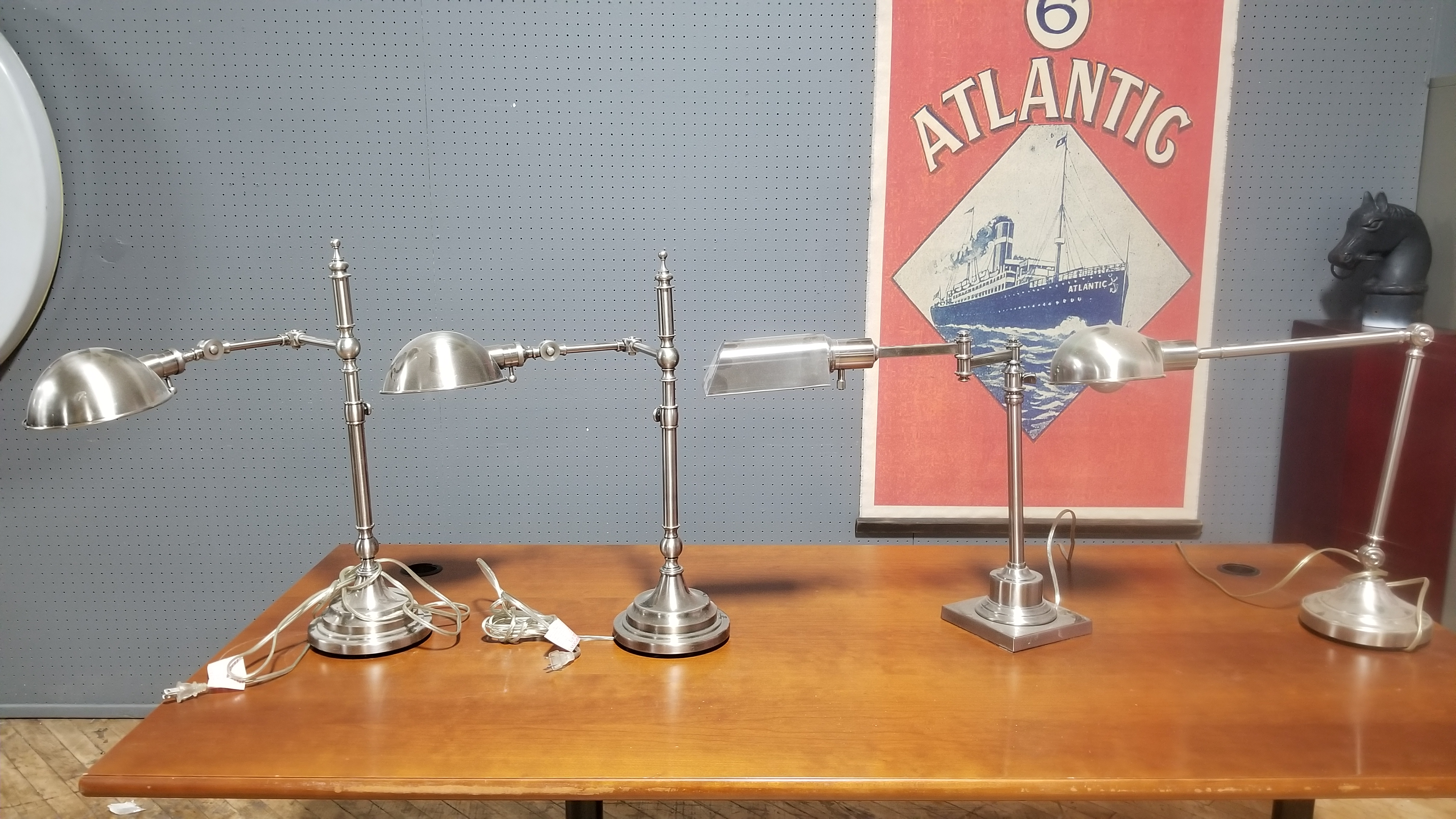 #127 Assorted Lamps