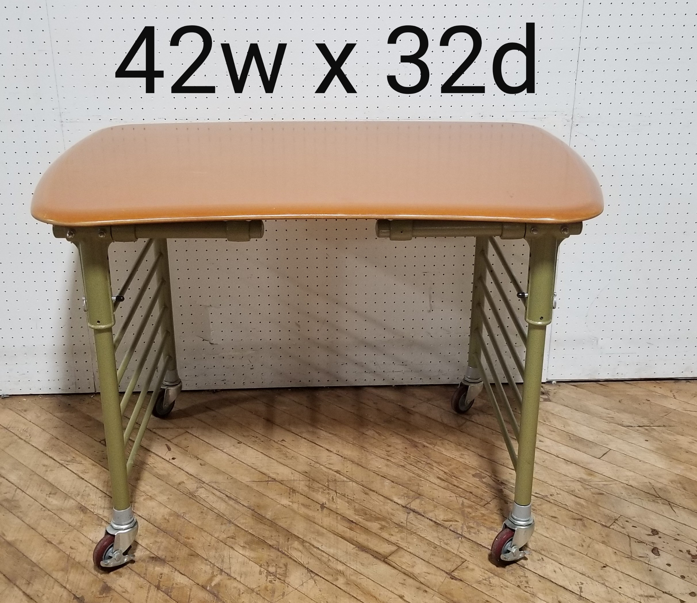 #316. Vintage Haworth Table