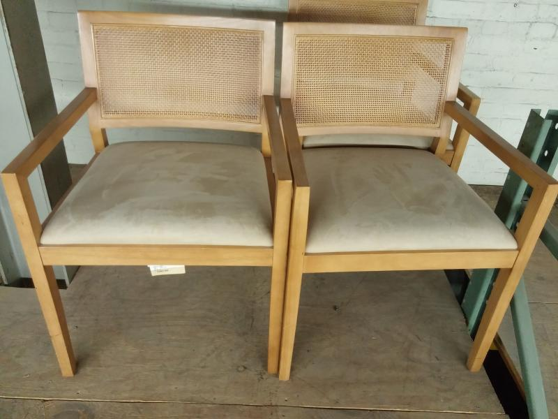 14. Maple Visitor Chairs