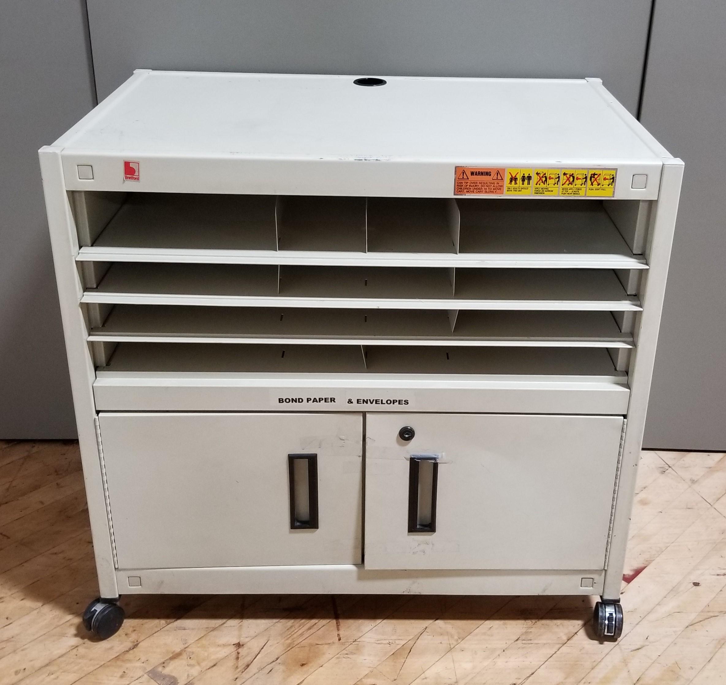 #115A. Printer Cart