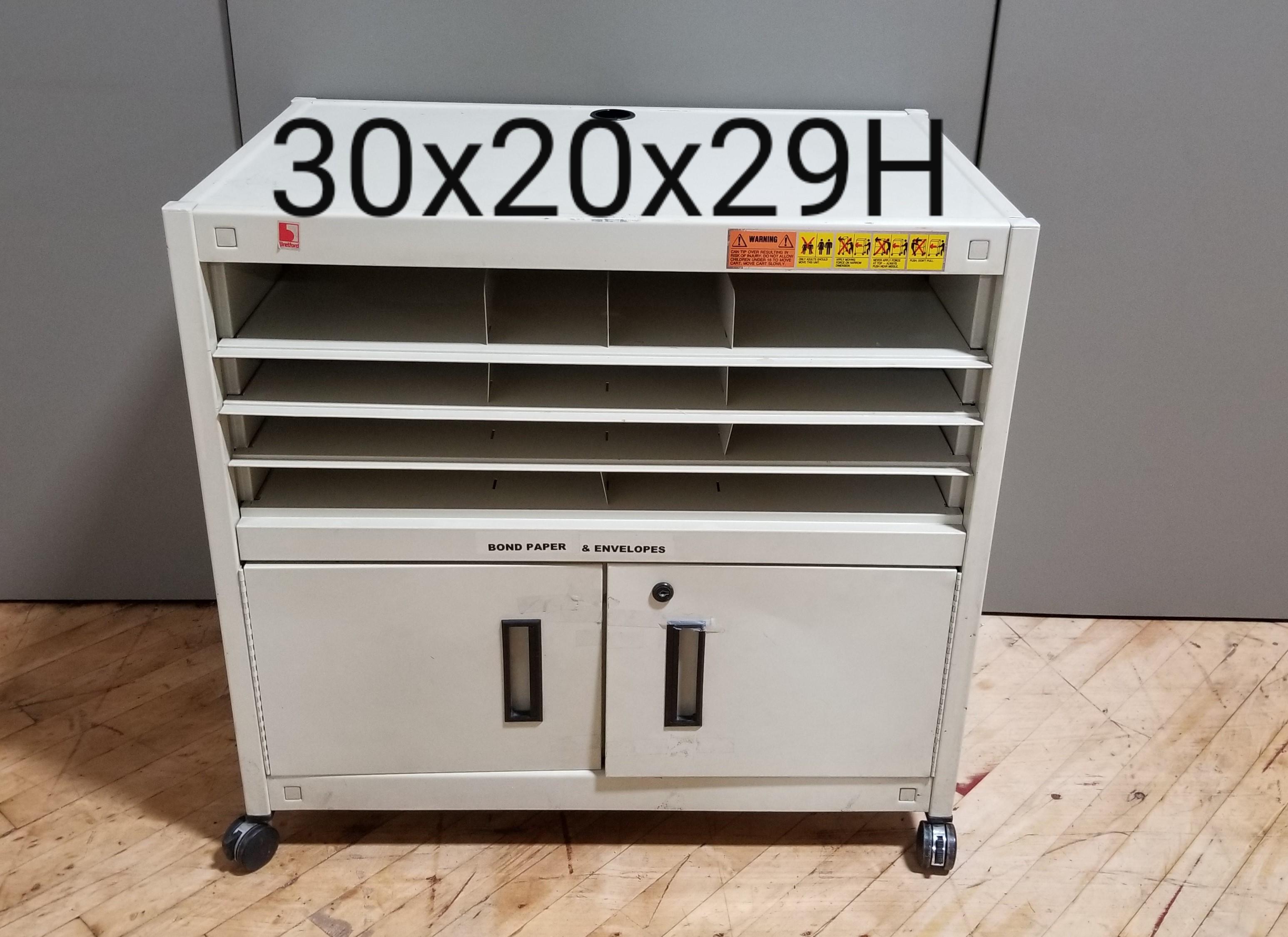 #115. Printer Cart