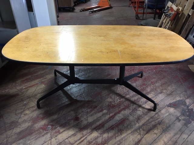 #243 Vintage Herman Miller Table