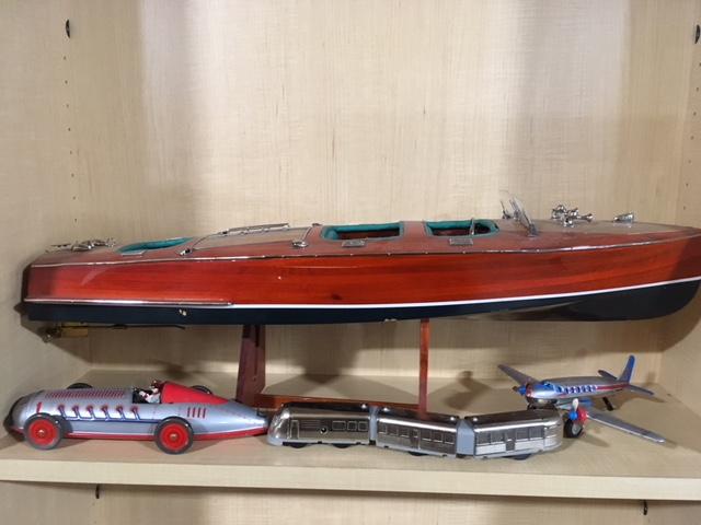 #103 Boats Props