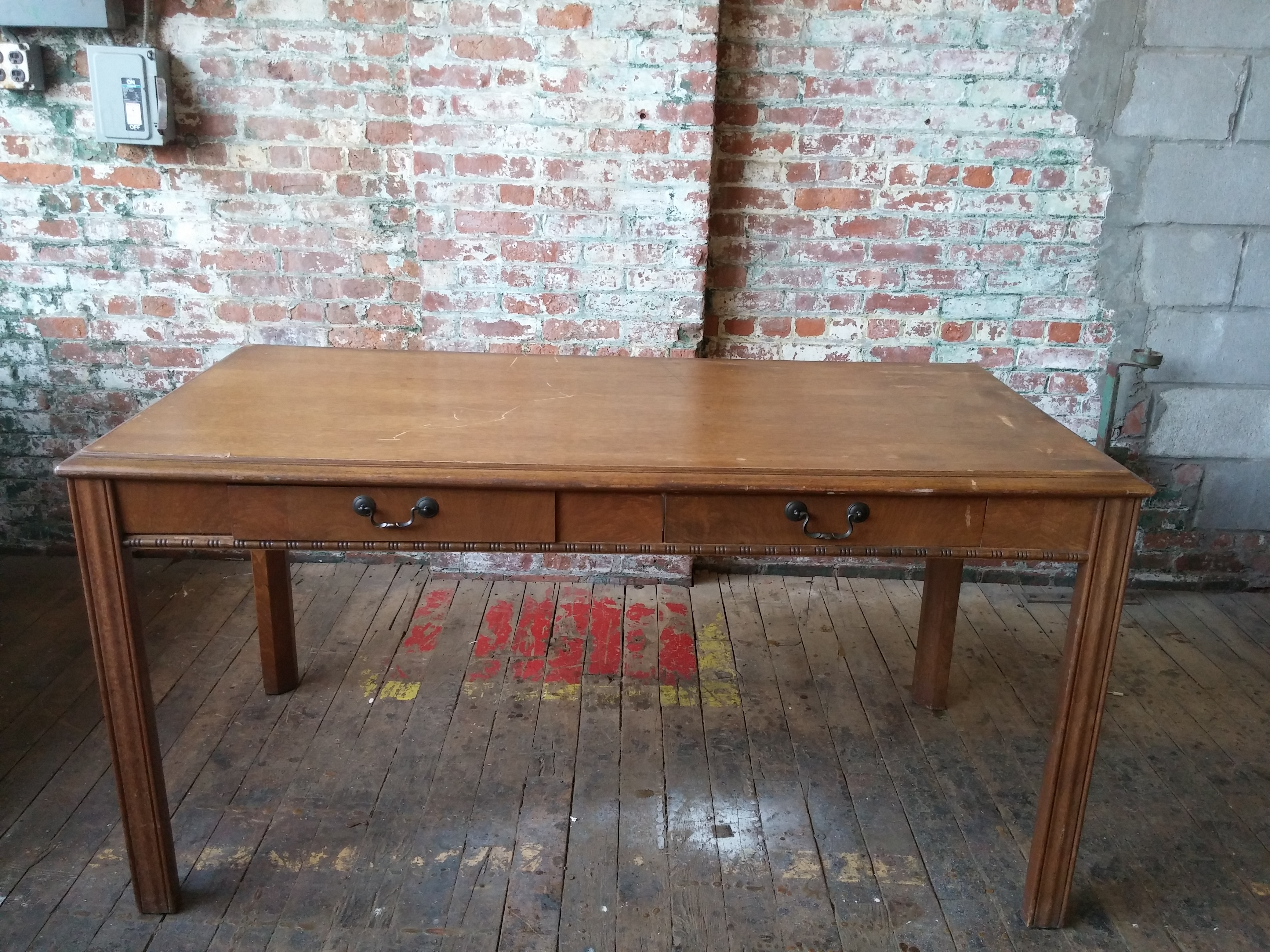 55A. Courtroom Table 30x60