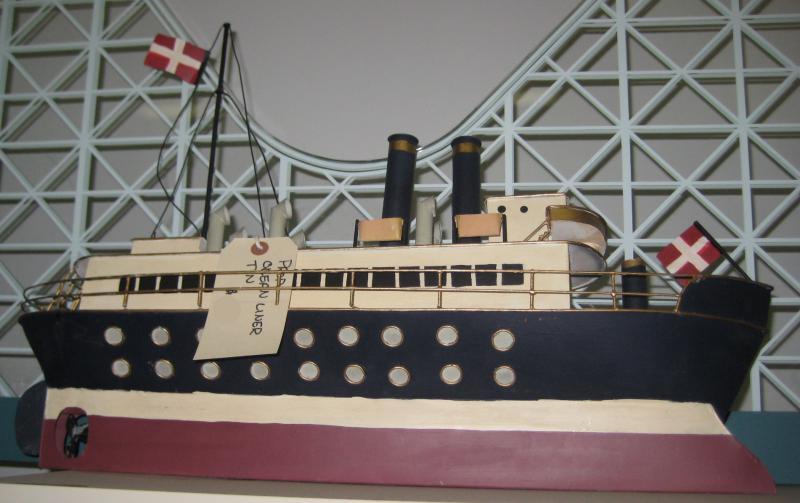 24. Steamboat