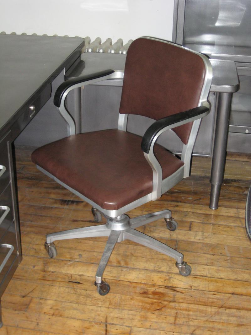 42. Vintage Desk Chairs