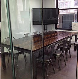 137. Custom made Conference Table