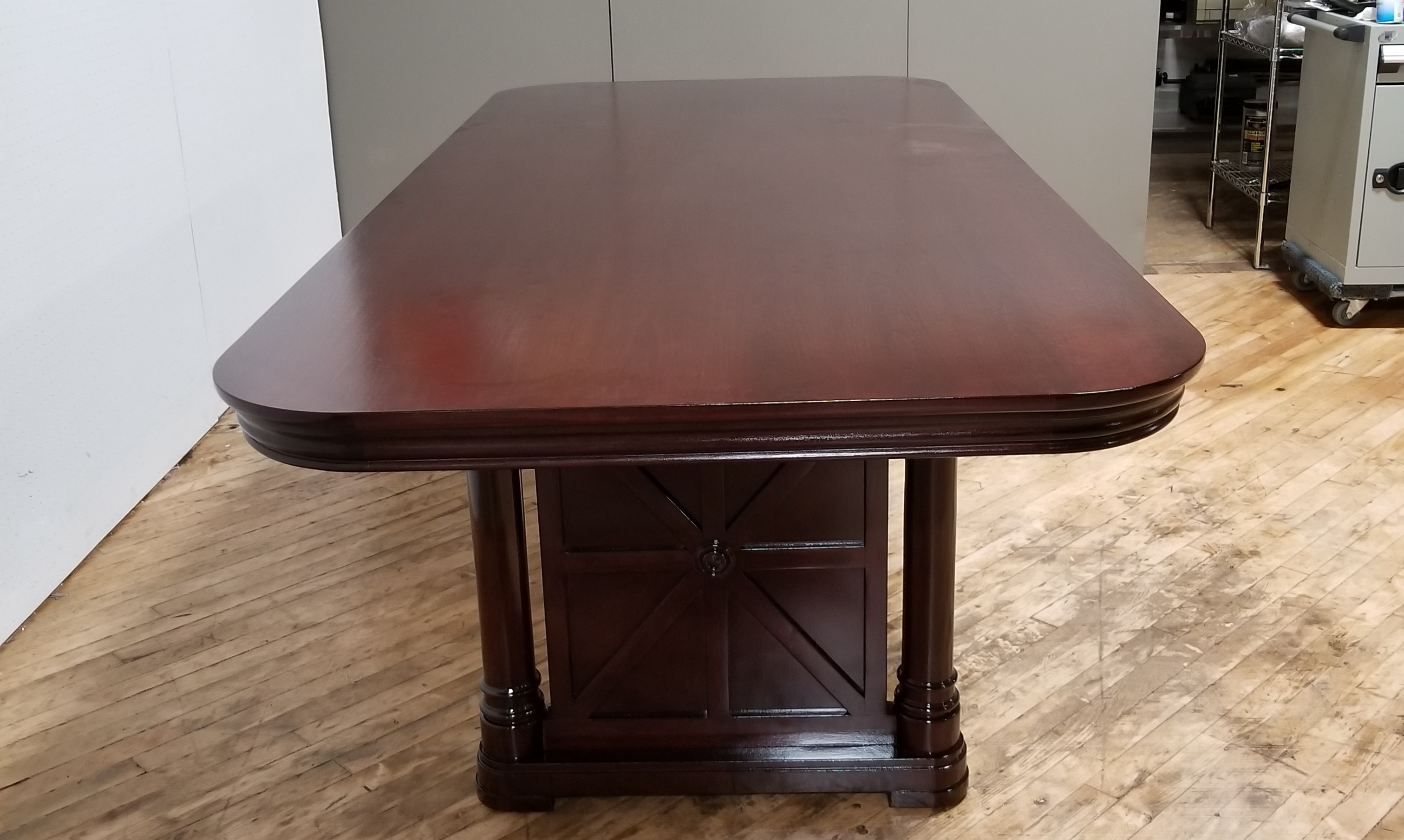 #236. 44X8 Conference Table