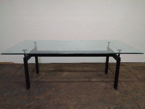 50. Glass table 42x84