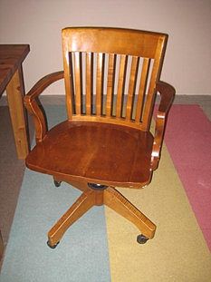 Bergen Office Furniture Vintage