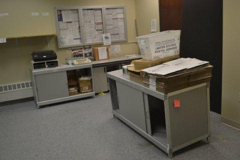 13. Mail Room Furniture