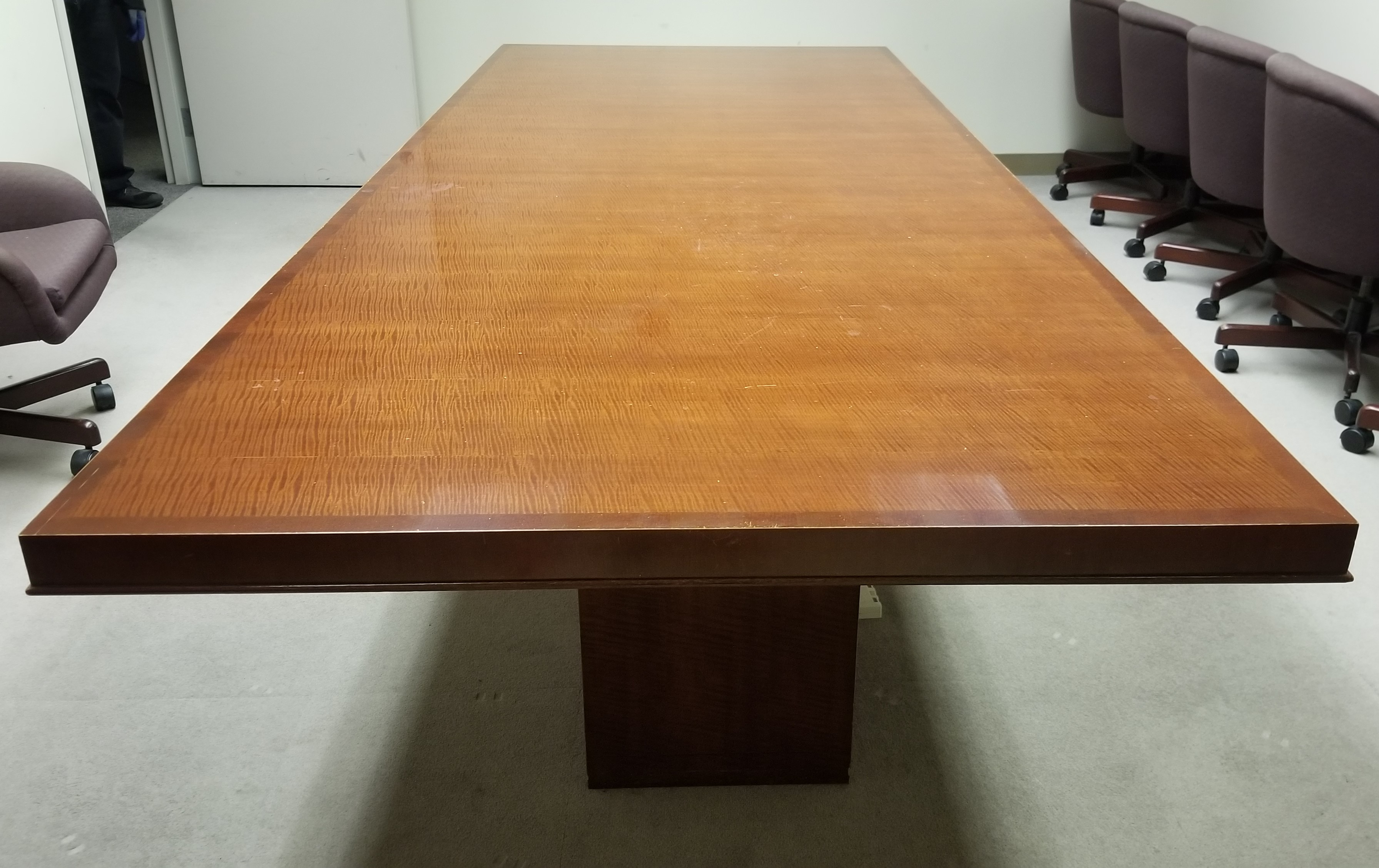 #308. 10ft Conference Table