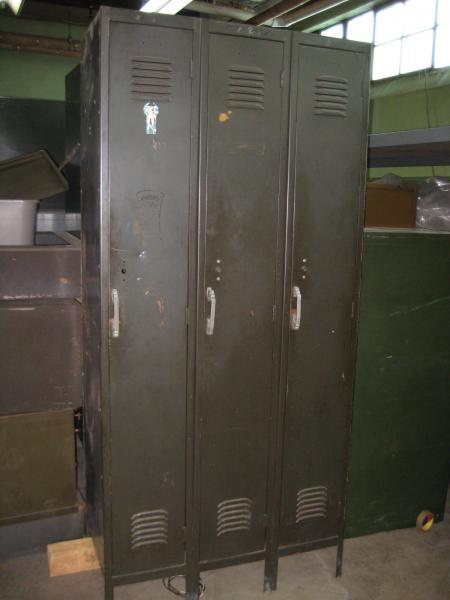 44. Vintage Locker