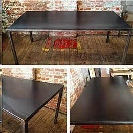138. Custom made Table 3' x 6'