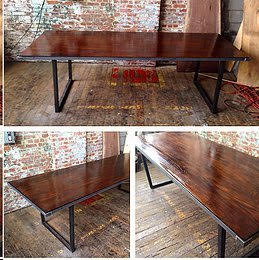 140. Custom made Conference Table