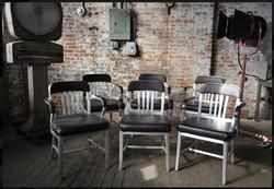 Vintage Emeco Semi Armchair