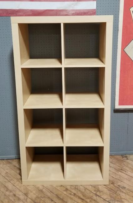 #133A. Front Cubby