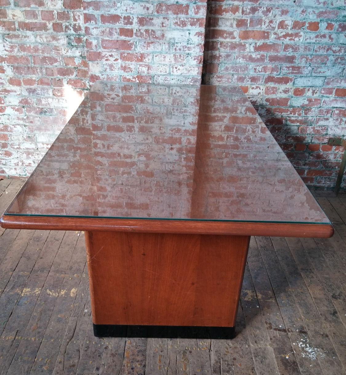 155A. SQUARE TABLE 36'' X 66''