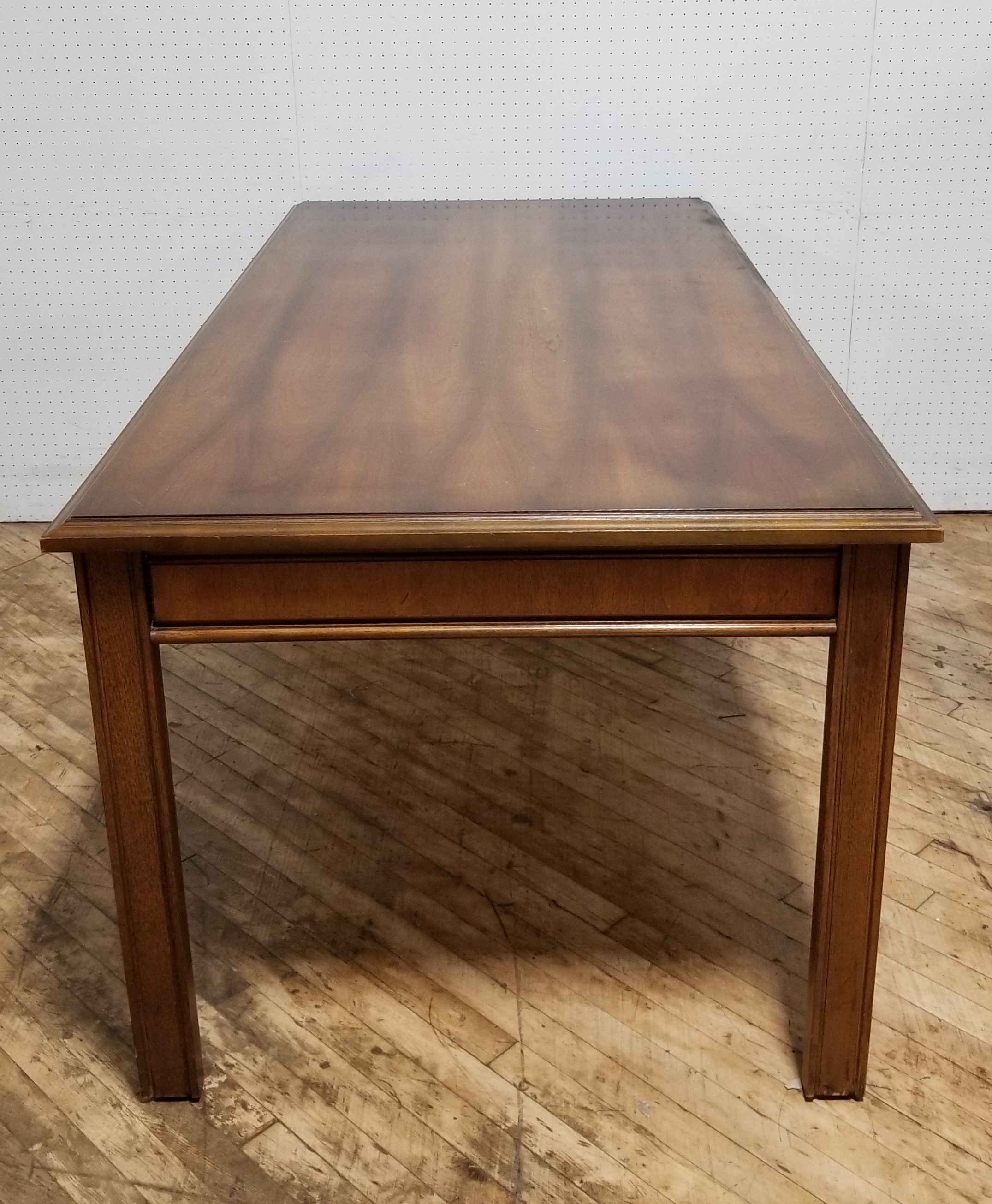 #275A. Vintage Courtroom Table