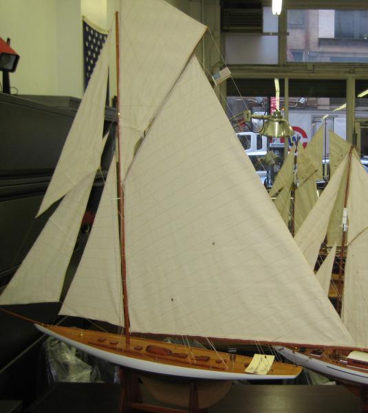 21. Sailboat