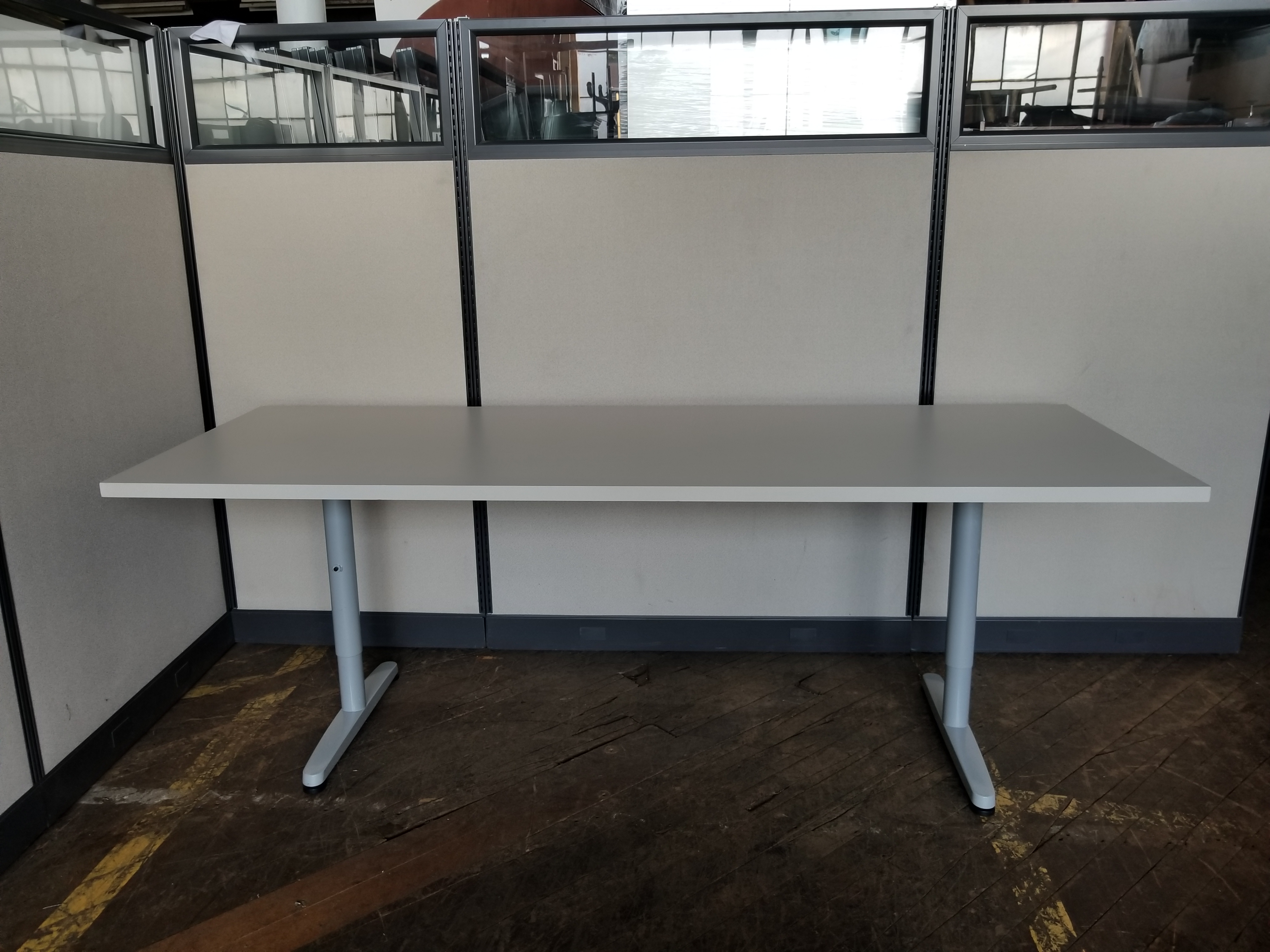187. 30' X 7' Table