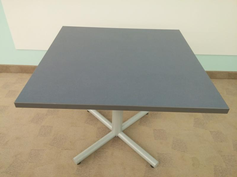 9. 30 Charcoal gray Kitchen table