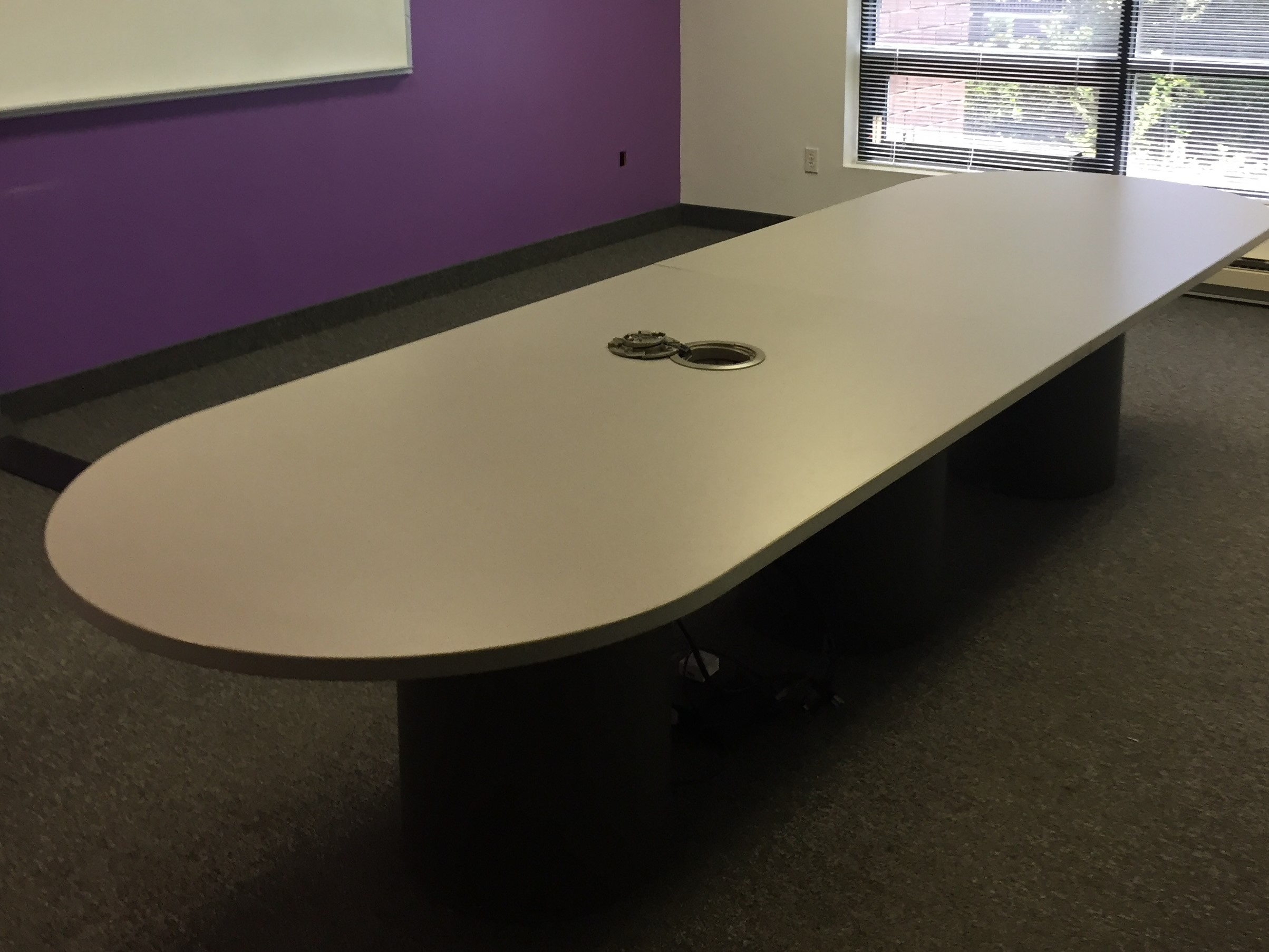 #254. Gray Conf. Table (2)
