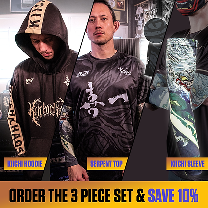 NEW Kiichi Chaos Package Deal