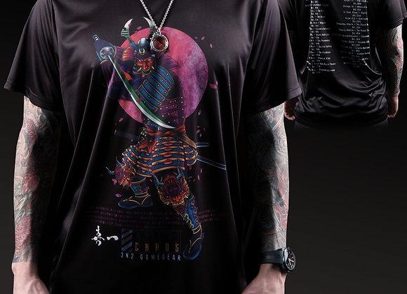 Kiichi Chaos Samurai Jersey