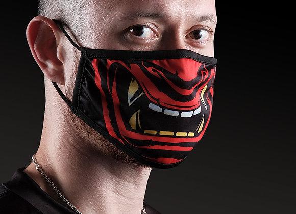 Kiichi Chaos Samurai Mask