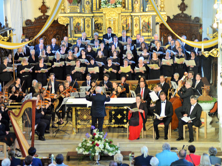 Kirchenmusikalischer Rückblick
