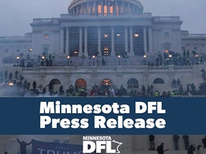 January 19, 2021 | DFL Party Leaders Call on Republicans to Correct Election-Related Misinformation