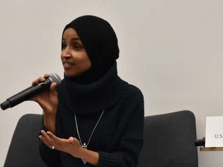 November 19, 2020 | Rep. Omar Introduces Resolutions Banning Trump's Arms Sales to UAE