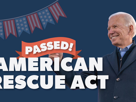 Mar 11, 2021 | DFL Party Statement on President Biden Signing the American Rescue Plan Into Law