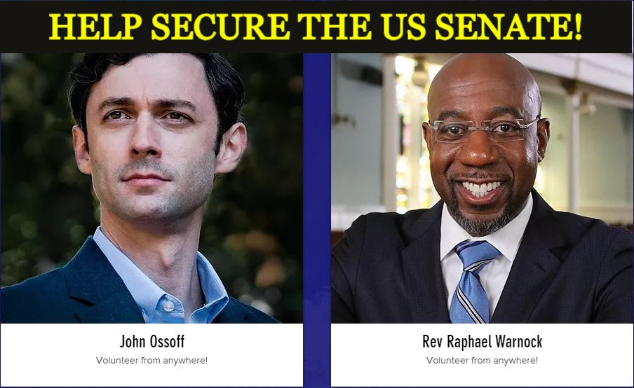 HELP SECURE THE US SENATE