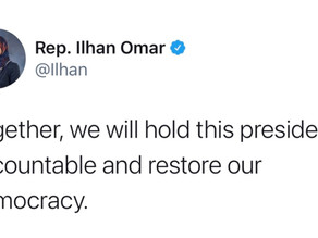 January 11, 2021 | ICYMI: Rep. Omar Introduces Two Articles of Impeachment and Outlines Next Steps