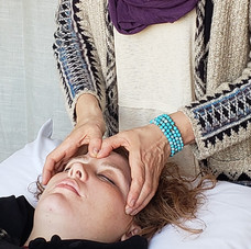 Frequency Specific Microcurrent Treatment Cranial Mobilization