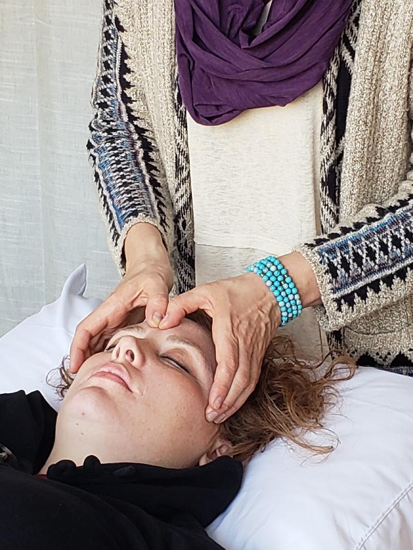Cranial Bone Mobilization