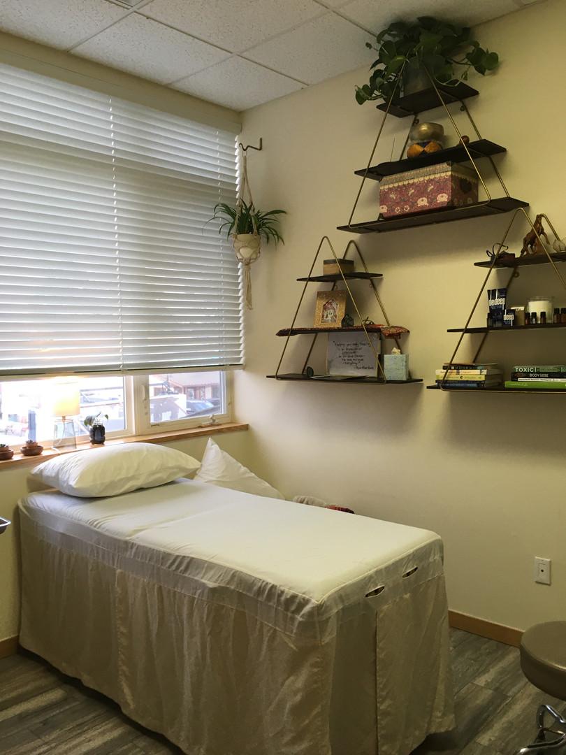 Dr. Jessie's Office