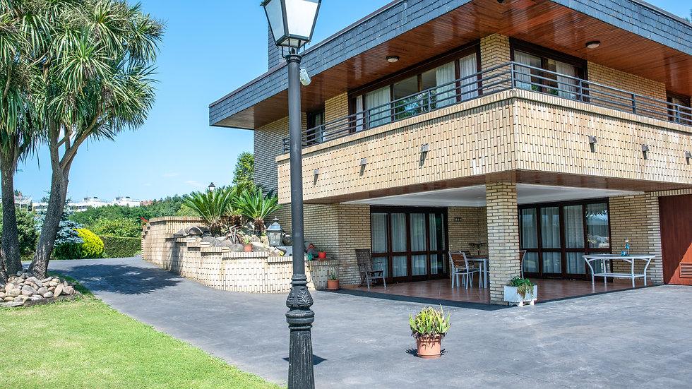 Casa o chalet independiente en venta en Aiete - Oriamendi