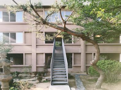合作 MOT TIMES 明日誌_瀨戶內海尾道住一晚!拜訪丘上的粉橘色旅店 LOG