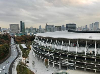 """合作 《""""id SHOW""""》電子雜誌_東京奧運年的東京建築"""