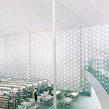 ⚪️_-金澤海未來圖書館_-Coelacanth K&H Architects_