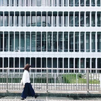 合作 Nere Now 東京建築女子的 IG 視角 走逛 4 棟現代主義建築